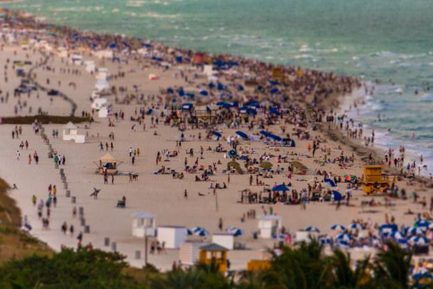 A clássica: South Beach – Miami, Flórida
