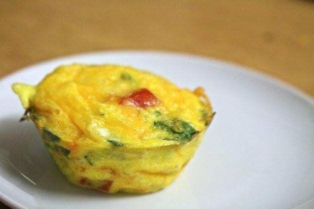 Egg Quiches