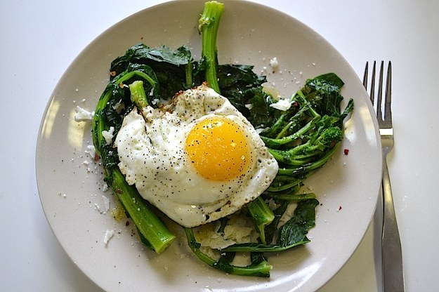 Breakfast Greens