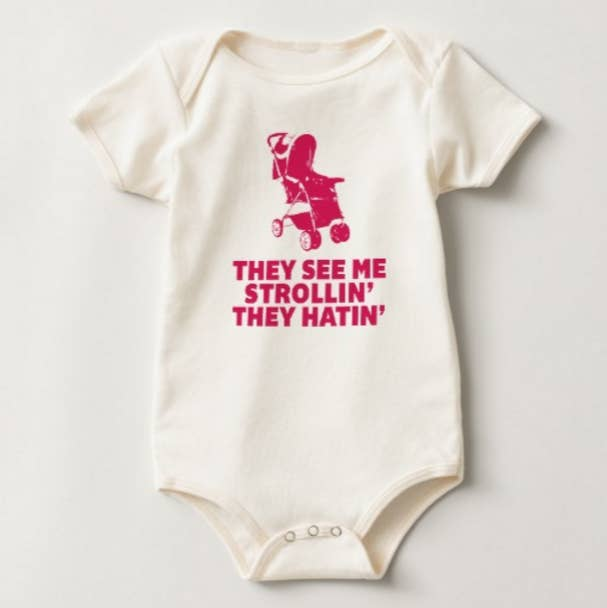 a06c0b541 Your baby will likely be ridin' with a dirty diaper in this onesie