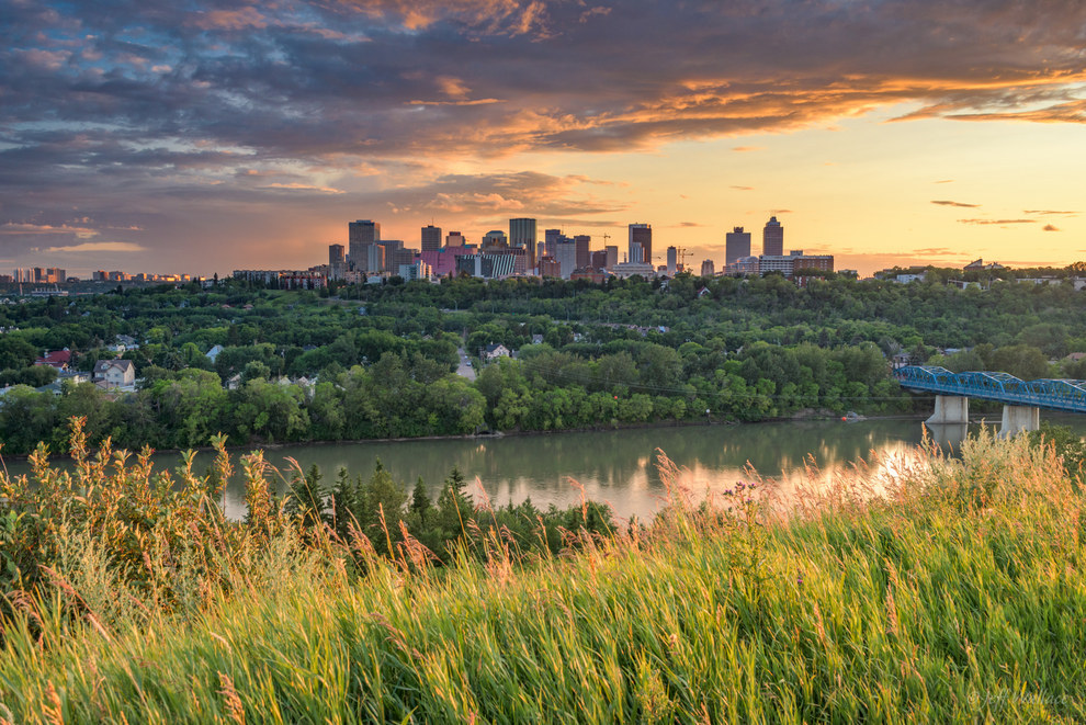 Let's state the obvious: Nobody gives a shit about Edmonton.