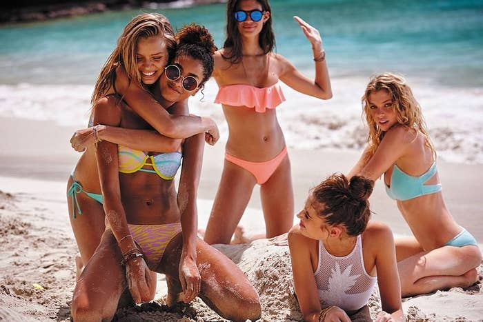7e6268a3eb Victoria's Secret Is Getting Out Of The Swimsuit Business