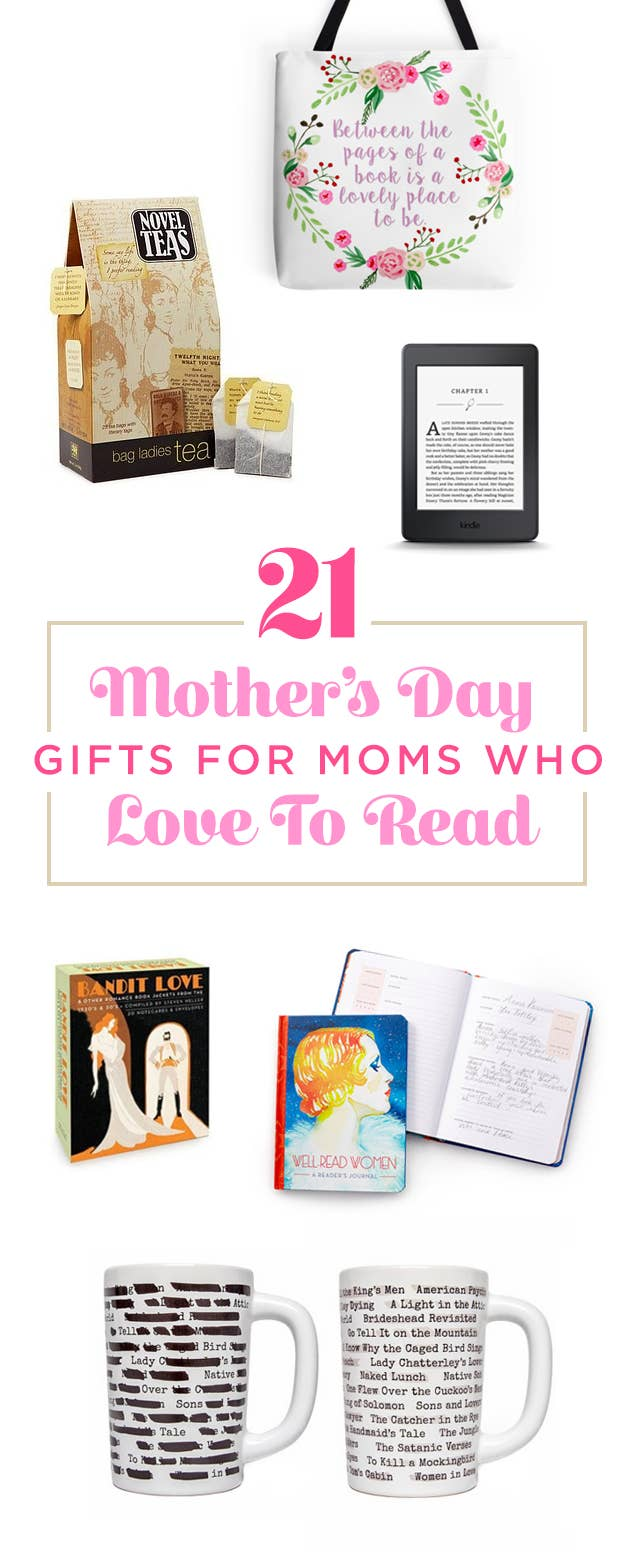 A Well Read Woman Is A Dangerous Creature Meaning 21 mother's day gifts for moms who love to read
