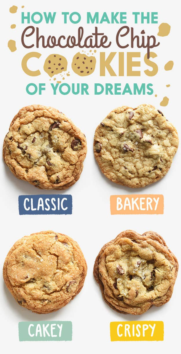not sure which one youd like best take this chocolate chip cookie quiz