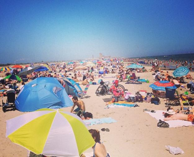 A mais badalada: Rockaway Beach – Queens, Nova York