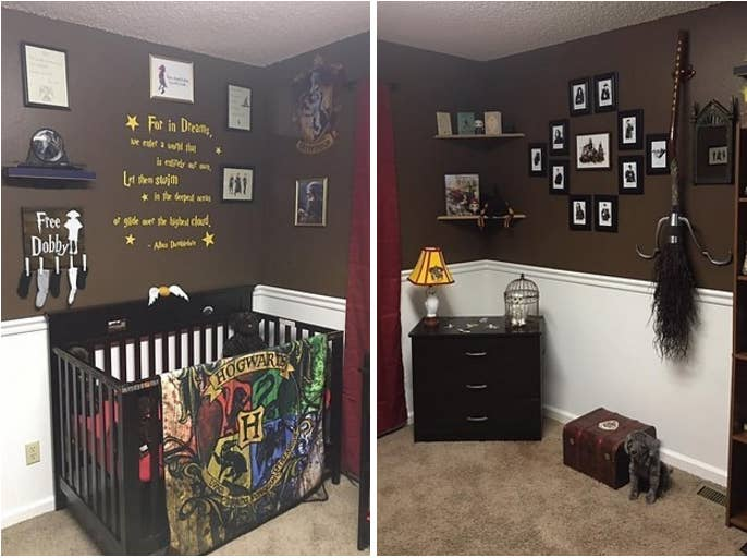 abeb97e8f323c 19. Oh! You haven't heard about this nursery room yet. Inspiration, perhaps?