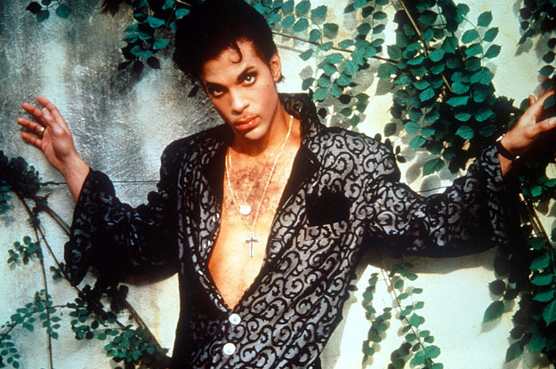 How Prince Taught Me About Female Sexuality