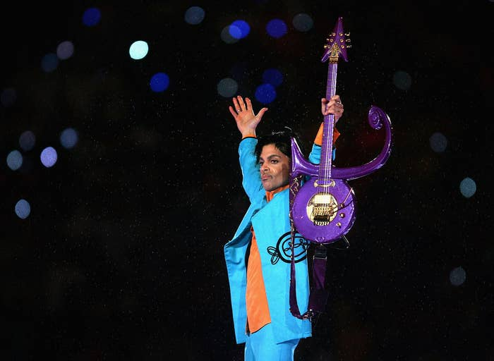 """With music, Prince seems to find his most perfect union. Apollonia remembers seeing him in the studio, her oblivious mentor, lost in sound. 'It looks like he's in there in his own spaceship, his own capsule, just taking off, and the sky's the limit.'"""