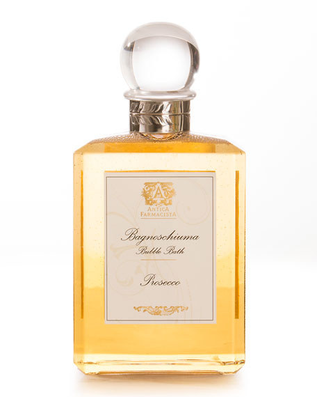This prosecco bubble bath gel that will make your relaxation time feel that much more indulgent.