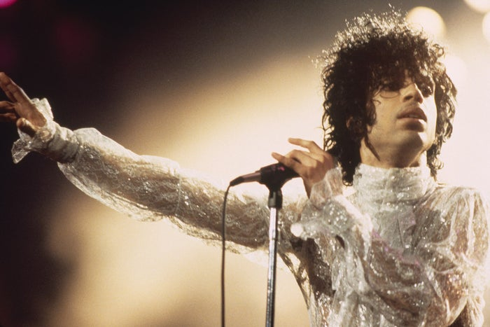 """How rigid are racial categories in contemporary pop music? Prince recently found out when the Rolling Stones invited him to open several West Coast concerts on their 1981 tour. The suggestions of androgyny in his fluid body movements and flamboyantly minimal stage costume were more than a little reminiscent of some of Mick Jagger's early performances, but the almost entirely white Stones audience apparently failed to make the connection. They pelted Prince with fruit and bottles, causing him to cut his sets short. Similar reactions from white radio programmers have kept Prince's records off most FM rock stations; it's the stations with black music formats that are playing them."""