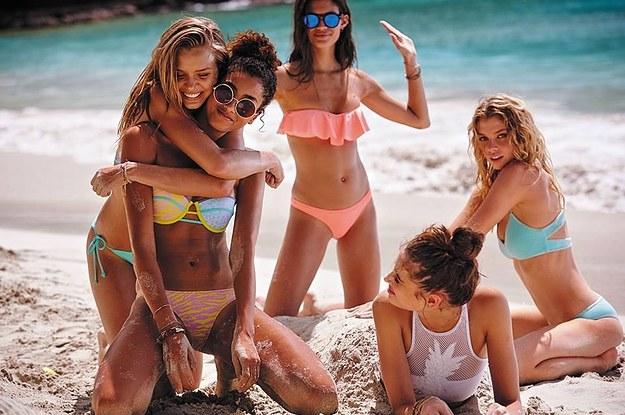 38167fb40 Victoria s Secret se retira del negocio de los trajes de baño