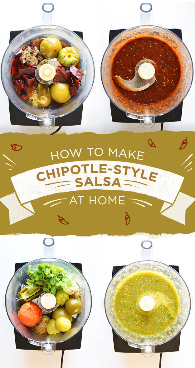 Make your own salsa for a low-calorie, flavor-packed condiment that works on everything.