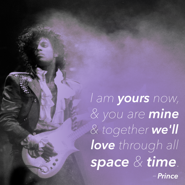 10 Times Rain Made A Wedding Even More Special: 11 Prince Quotes That'll Make You Love Him Even More