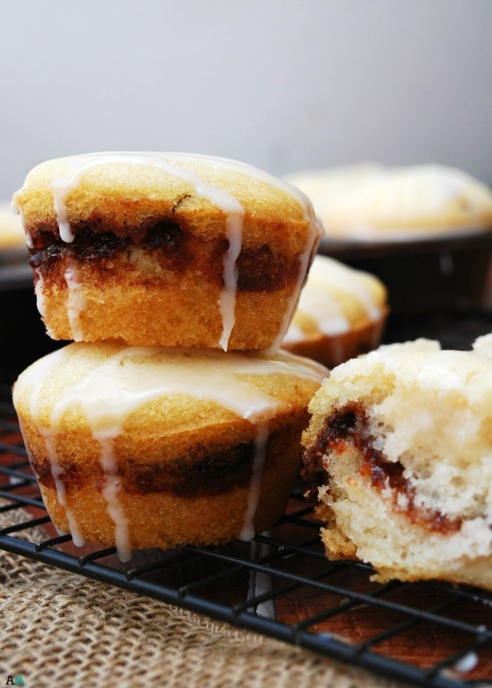 """Whenever """"cinna swirl"""" is in the mix, it's gonna be delicious. Get the recipe here."""