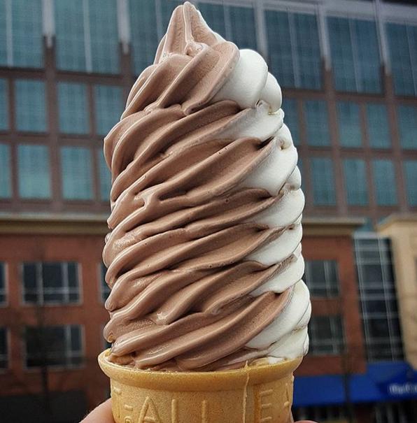Zesto's ice cream — South Carolina