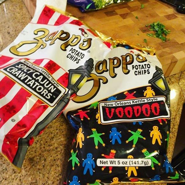 Zapp's Potato Chips — Louisiana