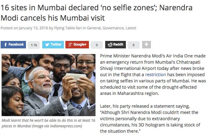13 Fake News Headlines About India We Wish Were True
