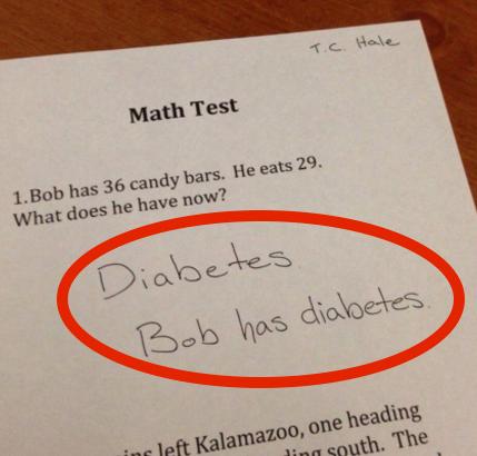 18 witzige klassenarbeiten die niemals aufh ren lustig zu for Zitate herbst