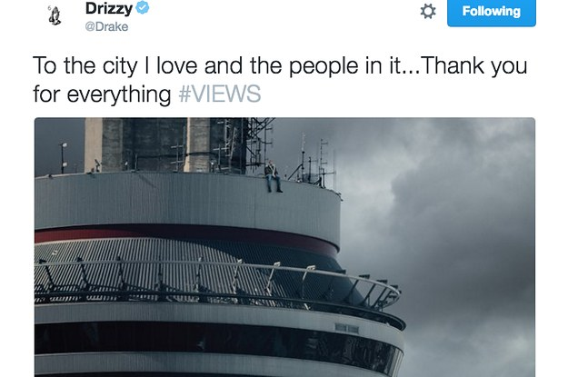 The Artwork For Drake S New Album Is An Ode To Toronto
