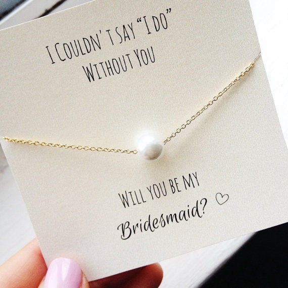 23 Insanely Creative Ways To Ask Will You Be My Bridesmaid