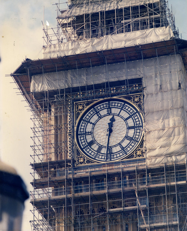 The world-famous Big Ben will stop chiming for three years while parliament's Elizabeth Tower undergoes £29 million worth of repairs, it was announced on Tuesday.