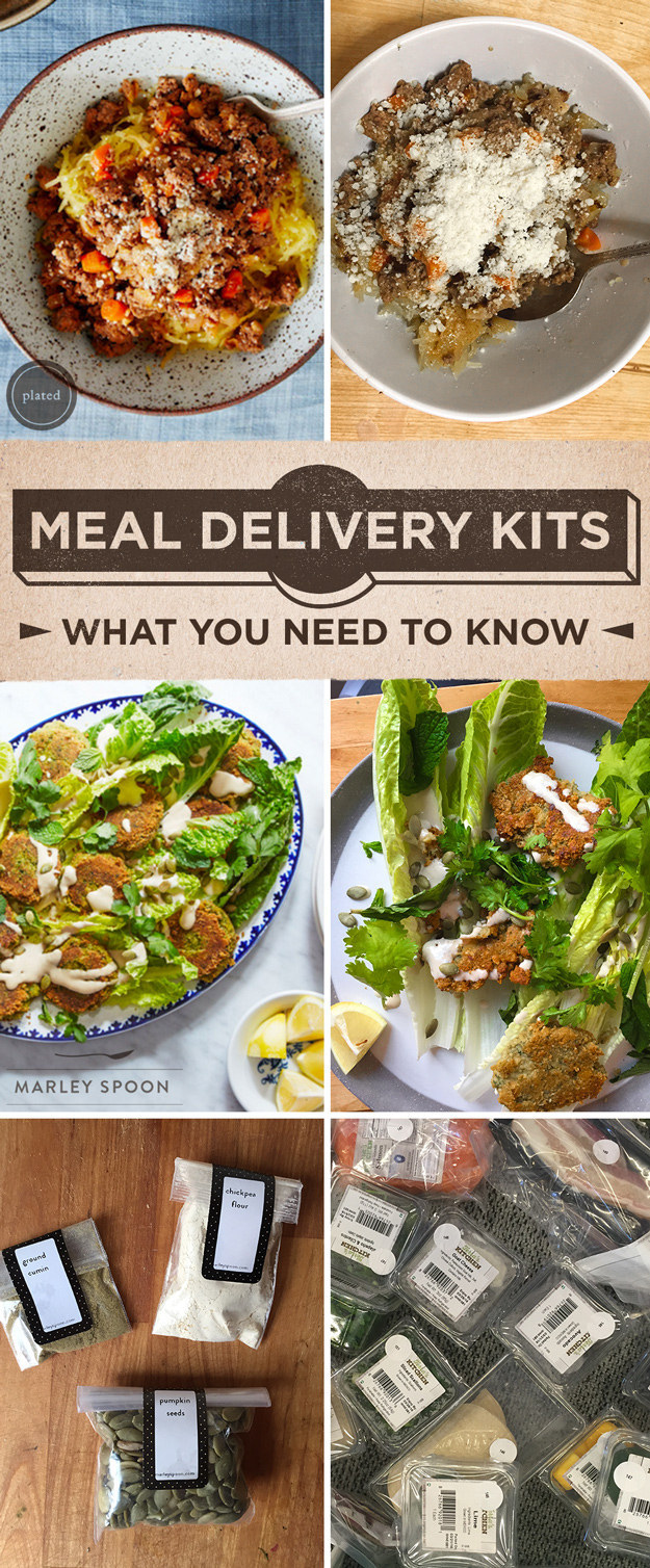 We Tried All The Meal Delivery Services To See How They Ranked