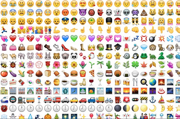 "Inside ""Emojigeddon"": The Fight Over The Future Of The Unicode"