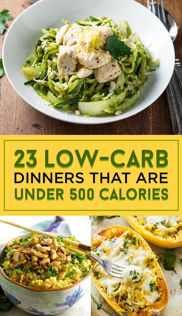 easy 500 calorie meals