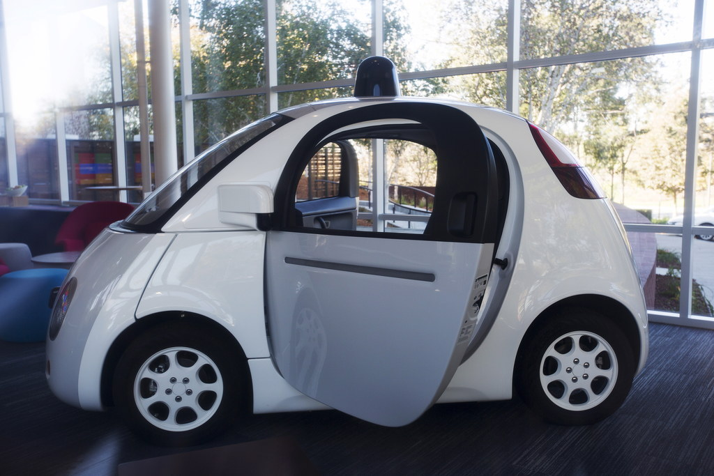 Google, Ford, Uber Launch Self-Driving Car Super Lobby