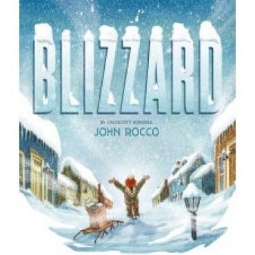 Blizzard- by John Rocco
