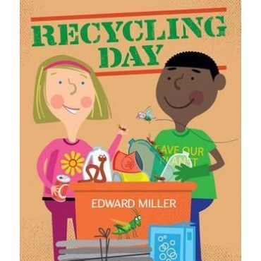 Recycling Day by Edward Miller