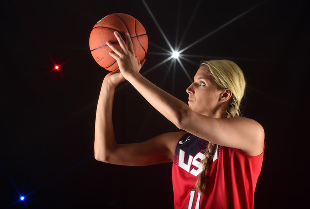 The U.S. Olympic Women's Basketball Team was announced Wednesday for the 2016 Olympic games in Rio de Janeiro.