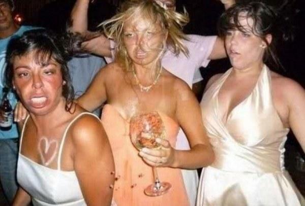 Noche de chicas en la realidad: