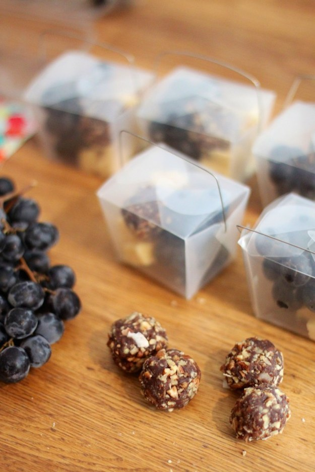 Real Food DIY Snack Packs