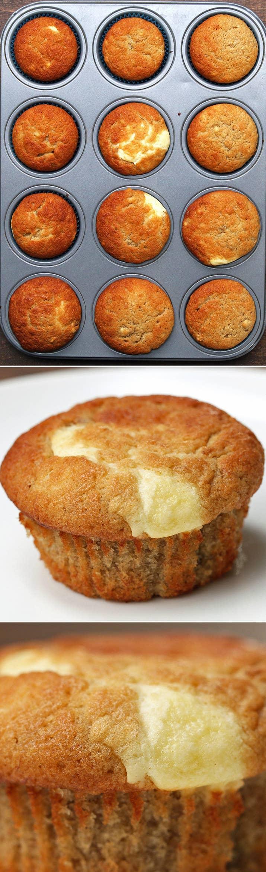 recipe: buzzfeed tasty banana muffins [8]