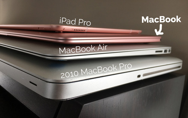 Let's talk about the MacBook's biggest feature: how small it is.