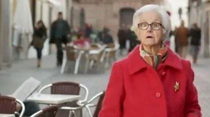"""Responder """"servidora"""" cuando en la cola del Mercadona otra señora (de verdad) pregunta que quién es la última."""