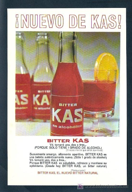 Pedirte un Bitter Kas.