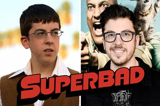 """Here's What The Cast Of """"Superbad"""" Looks Like Now"""