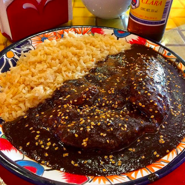 Mole Poblano Can you get through this mole poblano post without ...