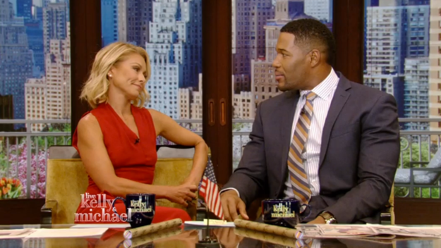 There's been non-stop drama ever since Michael Strahan blindsided his Live! co-host Kelly Ripa by unexpectedly leaving the daytime talk show for a spot on Good Morning America last week.