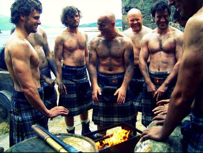 45a74966790 1. Everyone knows that kilts are a bit of a joke.