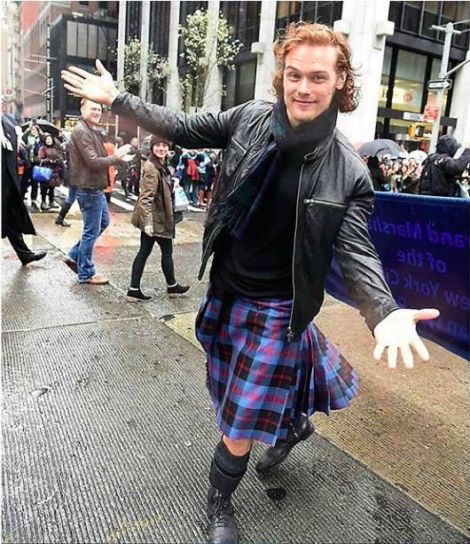 2ef958582b4 Let s just accept it  No guy on Earth can pull off a kilt.