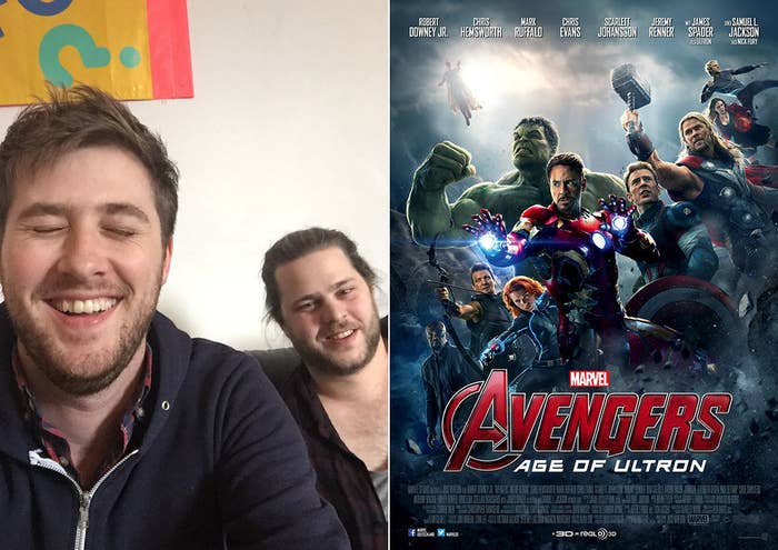 These Two Idiots Tried To Watch Every Movie In The Marvel Universe