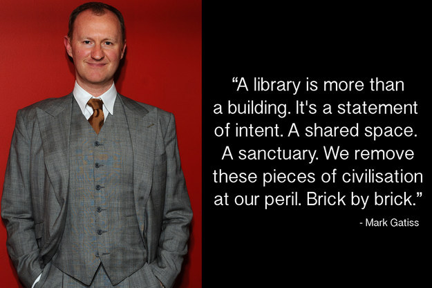 Mark Gatiss (Sherlock, Doctor Who, An Adventure in Space and Time, The League of Gentlemen)