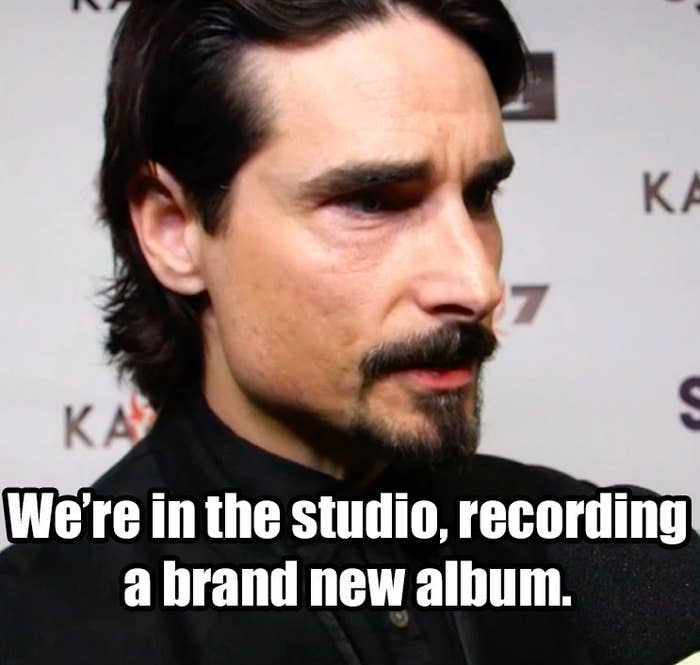Omg The Backstreet Boys Are Recording New Music And Planning A