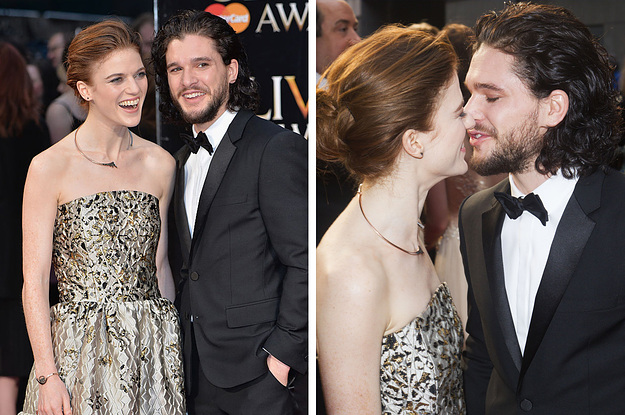 Ygritte and jon dating in real life