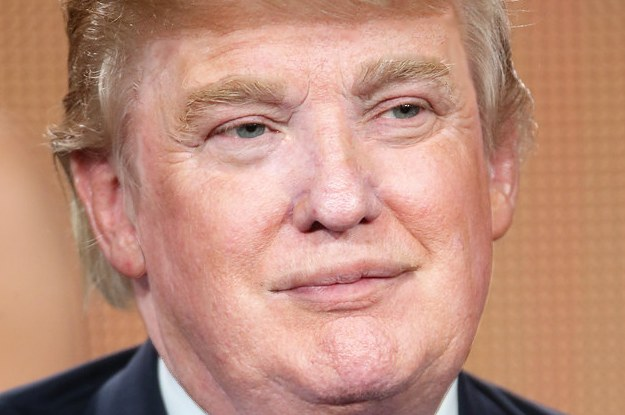 I Photoshopped Trump Without His Fake Tan And Now I Can't