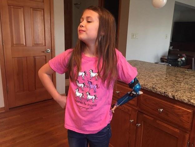 Ce que Jordan a préféré, c'était sa liberté d'action pour créer ce qui l'inspirait. Elle dit qu'elle souhaite désormais travailler avec les imprimantes 3D.