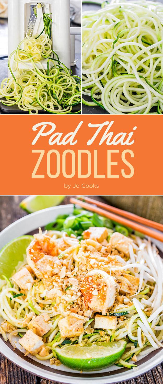 Pad Thai Zoodles